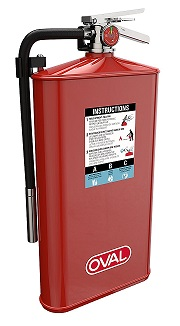 Fire extinguisher types usa