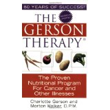 survive cancer with the gerson therapy