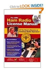 Ham radio licensing information