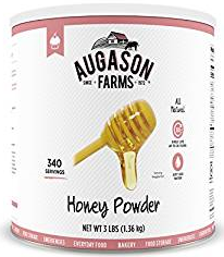 Augason Farms Honey Powder