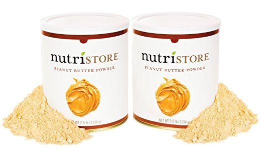 Nutristore Peanut Butter Powder
