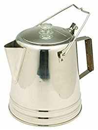 Texport stainless steel percolator
