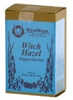 witch hazel suppositories