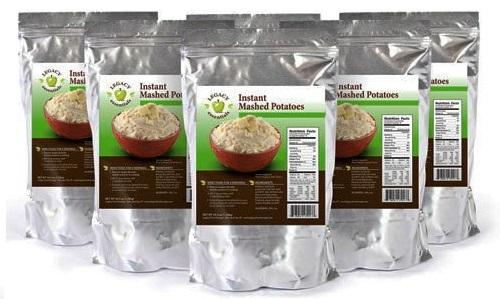 Legacy Foods Potato Flakes