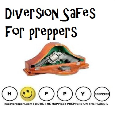 Diversion Safes for Preppers