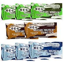 Chewing gum survival