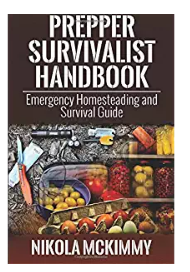 Prepper survivalist handbook  free on kindle ulimited