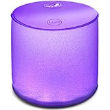 Solar air lantern comes in purple