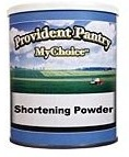 Hard to find shorening powder #2.5 can