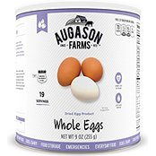 Augason farms whole dried eggs
