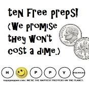 Ten free preps that won't cost a dime
