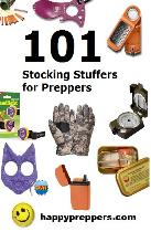 101 Stocking Stuffer Ideas for Preppers