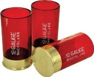 Funny 12-gauge shot glasses