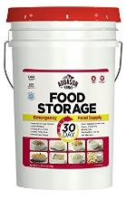 Augason Farms 30-day food supply bucket