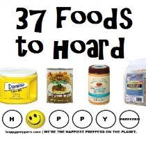 37 Foods To Hoard Emergency Food Supplies