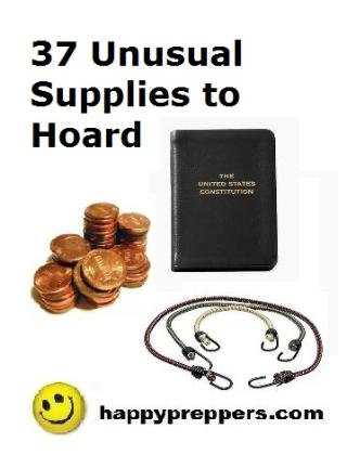 37 Unusual prepping supplies to hoard