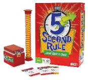 5-second rule game