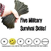 Five Military Survival Skills
