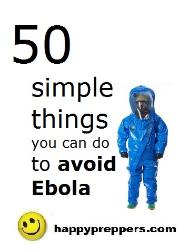 50 simple things you can do to avoid ebola