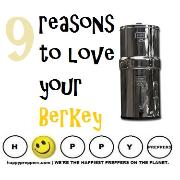 Nine reasons to love your big berkey