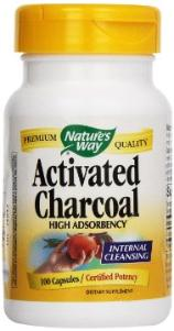 Activated charcoal tablets - new packaging