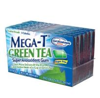 Antioxidant chewing gum
