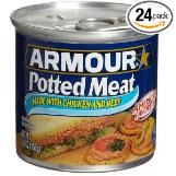 Armour potted meat