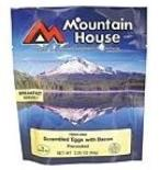 Mountain House bacon and eggs