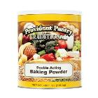 Baking powder  emergency food