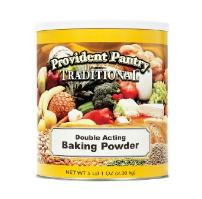 Baking powder by provident pantry