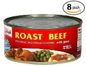 Libby's Roast beef in a can