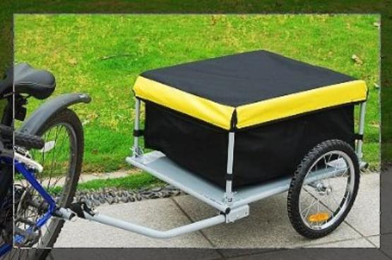 bug out bike trailer