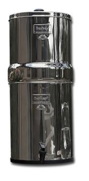 Big Berkey Water Filtration System is the prepper's choice