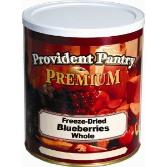 Provident Pantry Blueberries