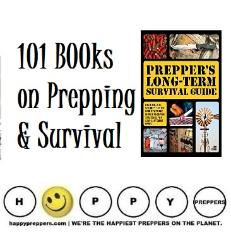 101 books on prepping & survival