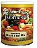 Bread and roll mix