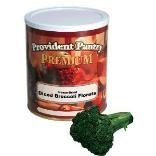 Provident Pantry diced broccoli florets