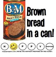 Brown Bread in a Can