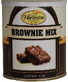 Brownie Mix #10 Can