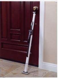 buddy bar door jamer home defense bar door