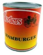 Canned hamburger