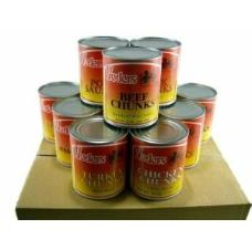Canned meat variety pack