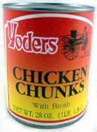 Chicken in a can canned food that lasts 10 years