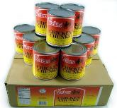 Chicken chunks package canned food that lasts 10 years