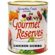 Gourmet Reserves chicken gumbo