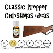 Classic Prepper Christmas Gift Ideas