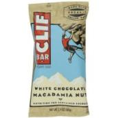 12-pack Cliff bars white chocolate macadamia nut -