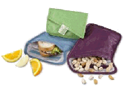 Cloth sandwich bags