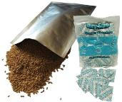 how to use mylar bags and oxygen absorbers