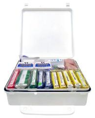 Complete dental first aid kit